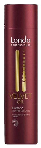 Шампунь Londa Professional Velvet Oil Shampoo Argan Oil and Vitamin E 50мл