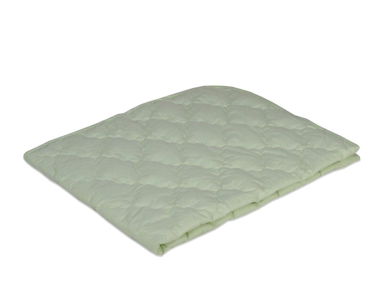 Одеяло облегченное МИ салатовое