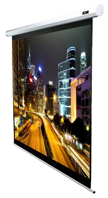 Экран для видеопроектора Elite Screens VMAX150XWV2 Белый  - купить со скидкой