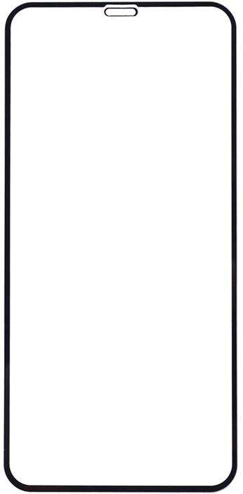 Защитное стекло GOSSO CASES для Apple iPhone XS Max Black