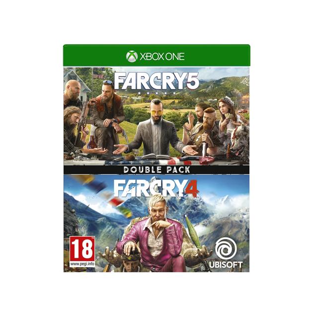 Игра для Xbox One Far Cry 4 + Far Cry 5 фото