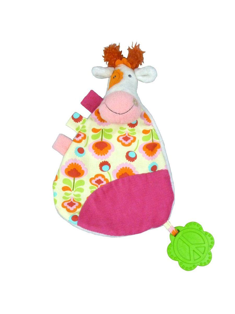 Купить Комфортер-одеялко Ebulobo Коровка Молли, Комфортеры для новорожденных