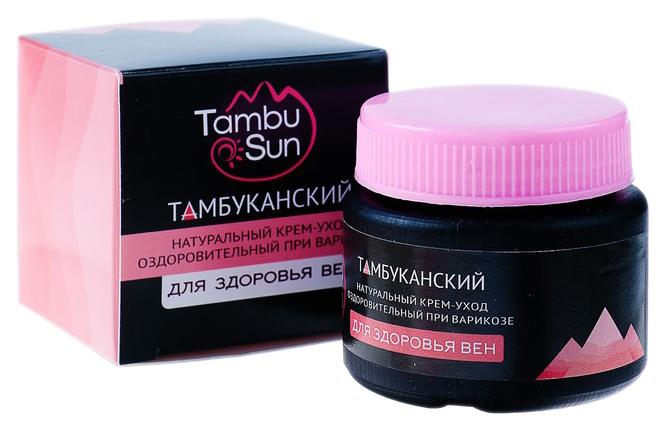 Крем оздоровительный Tambusun для здоровья вен