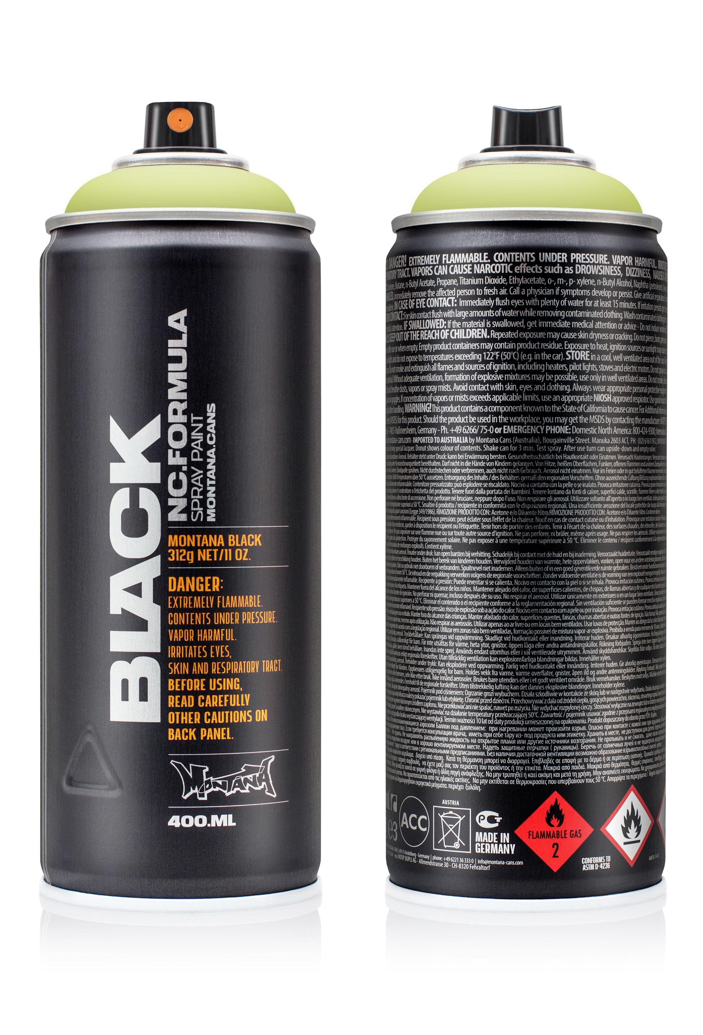 Аэрозольная краска Montana Black Spring 400 мл