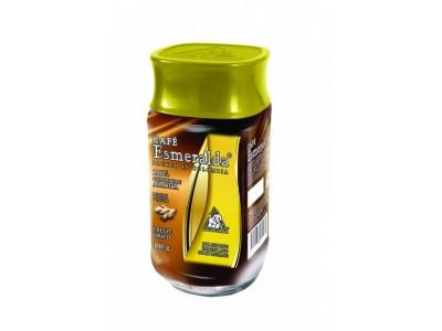 Кофе сублимированный Cafe Esmeralda натуральный имбирь 100 г фото
