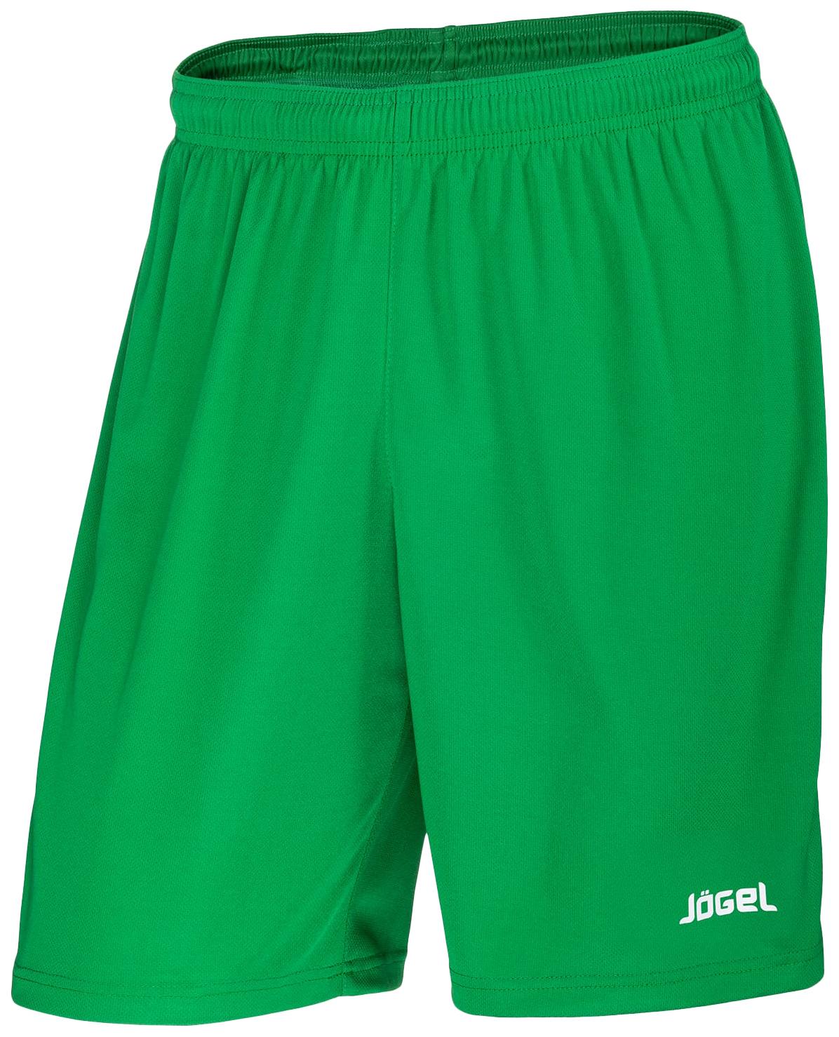 Шорты баскетбольные детские Jogel зеленые JBS 1120