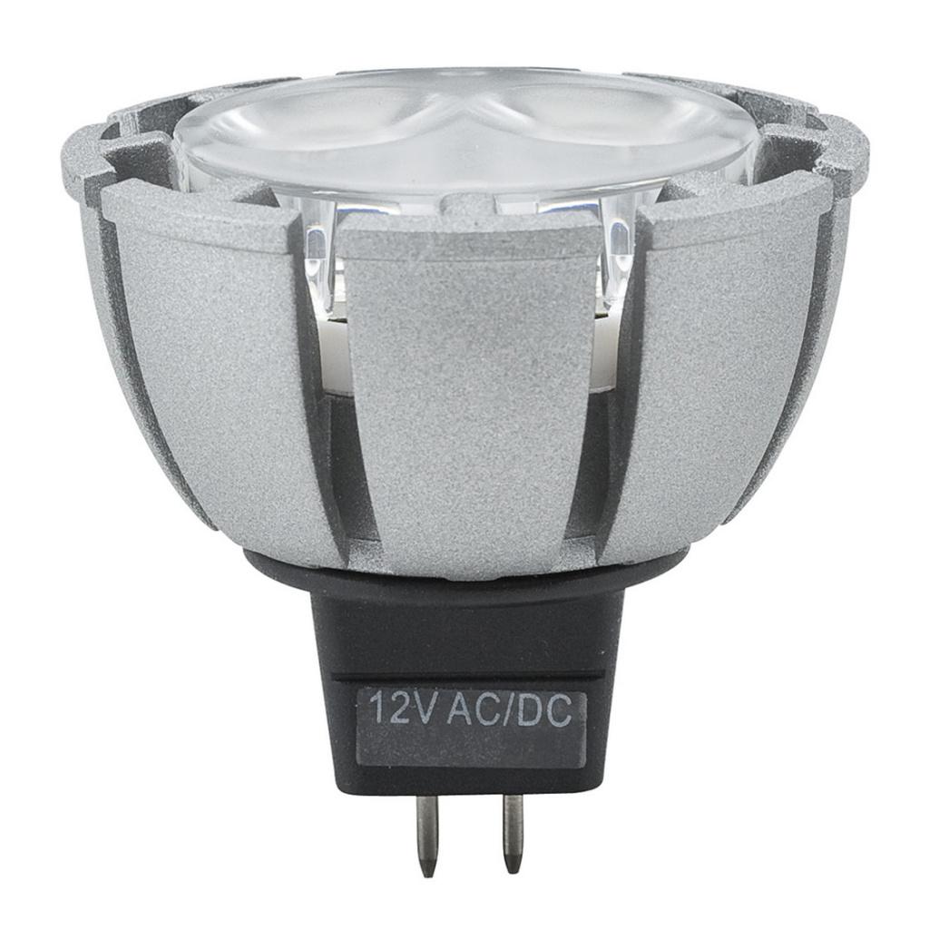 Лампа LED 5,7W GU5,3 40° Теплый свет 28064