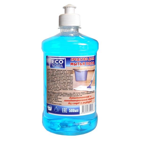 Средство концентрированное для мытья пола Экономъ пуш-пул 500 мл
