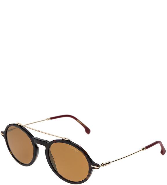 Солнцезащитные очки унисекс Carrera CARRERA 195/S O63 K1, коричневый фото