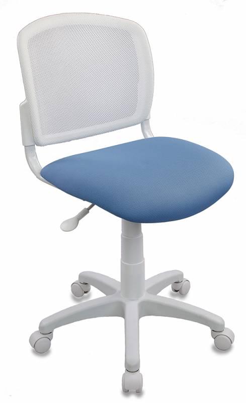 Купить Кресло компьютерное Бюрократ CH-W296NX 477072, Детские стульчики
