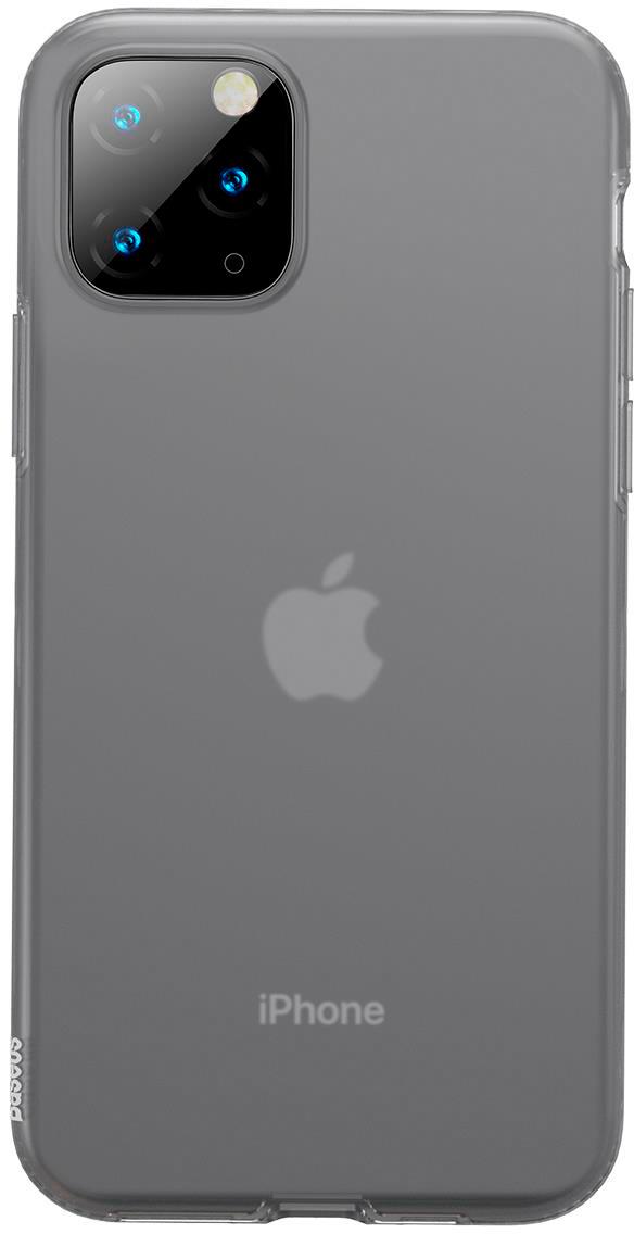 Чехол Baseus Jelly Liquid Silica Gel для Apple iPhone 11 Pro 2019 Black