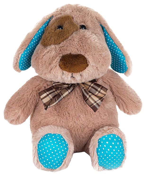 Купить Мягкая игрушка MAXIPLAY MP-071807 Щенок Пятнышко 20 см (озвученный), Интерактивные мягкие игрушки