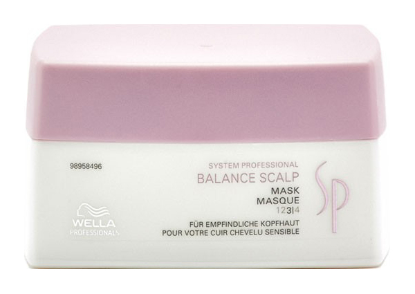 Маска для волос Wella System Professional Balance Scalp Mask 200 мл