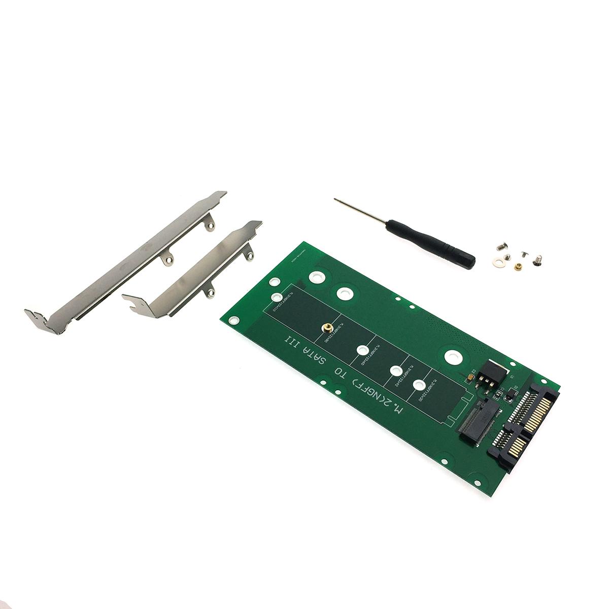 Переходник для подключения SSD Espada M2S905B