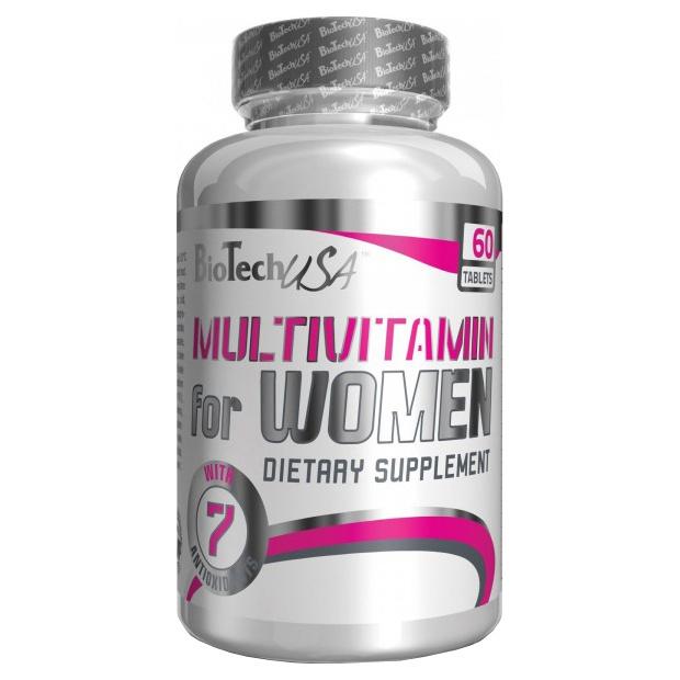 Витаминный комплекс BioTech Multivitamin for women