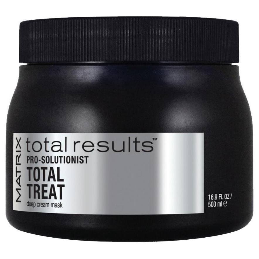 Маска для волос Matrix Total Results Pro Solutionist Total Treat Deep Cream Mask 500 мл