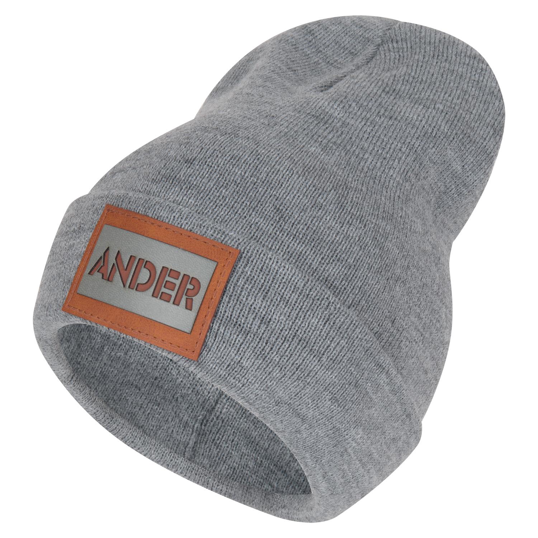 Шапка Ander серый р. GL001029375
