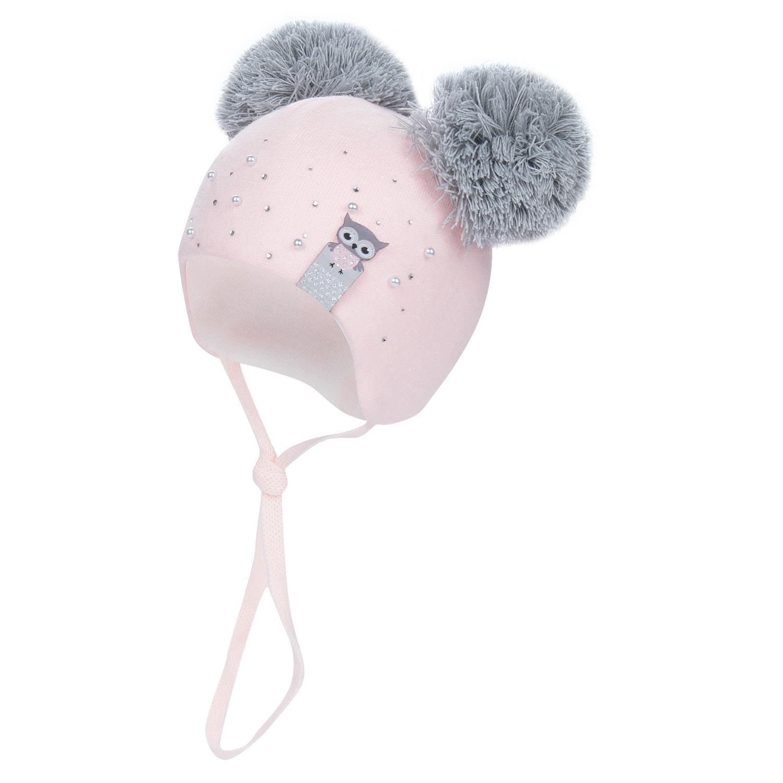 Шапка Magrof розовый р. GL001029687