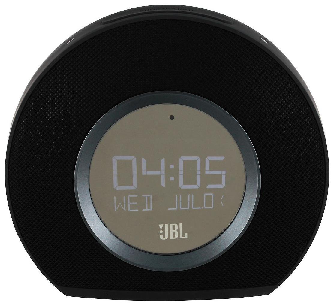 Радио часы JBL Horizon Black (JBLHORIZONBLKEU)