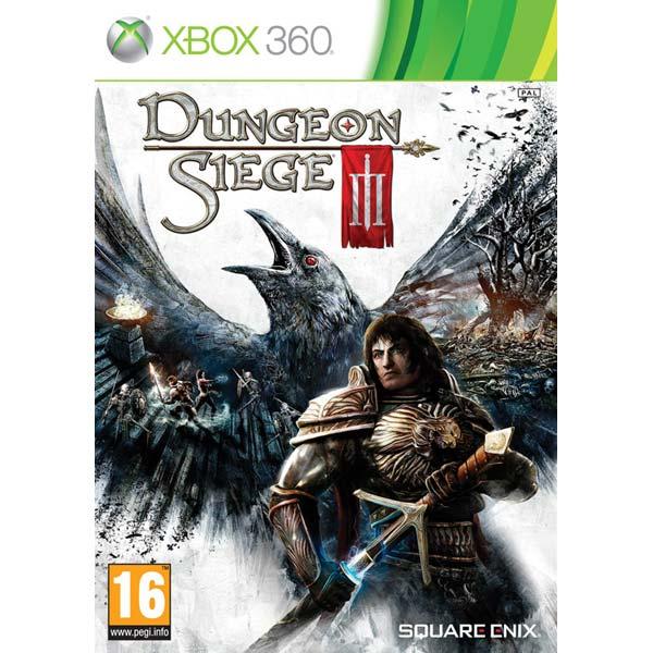 Игра Dungeon Siege 3 для Xbox 360