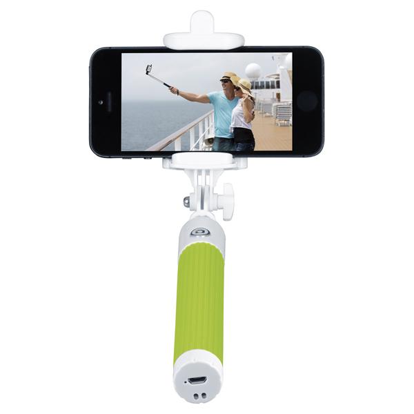 Монопод для смартфона InterStep MP 115B Green