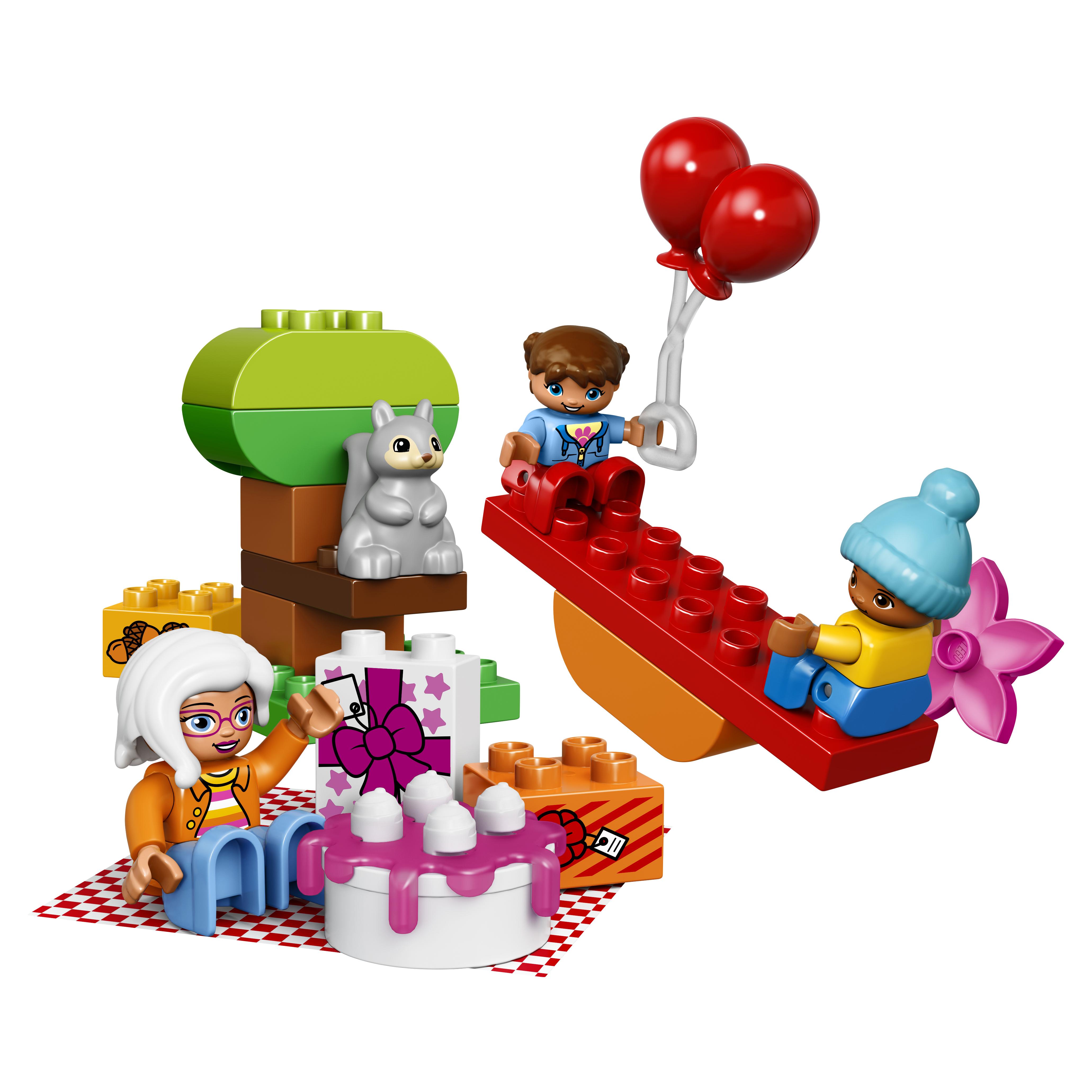 Конструктор LEGO Duplo Town День рождения (10832) фото