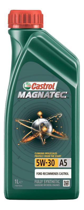 Моторное масло Castrol Magnatec 5W-30 1л A5