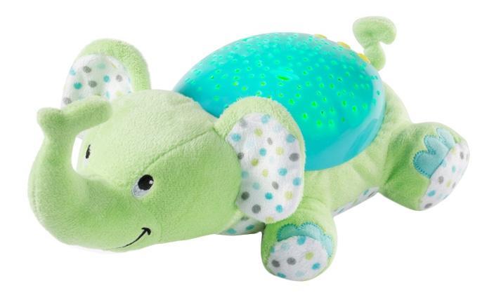 Купить Светильник-проектор звездного неба eddie the elephant, SUMMER INFANT,
