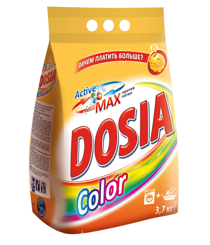 Порошок для стирки Dosia active 3 color