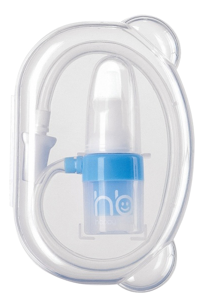 Аспиратор назальный Happy Baby Clean nose+
