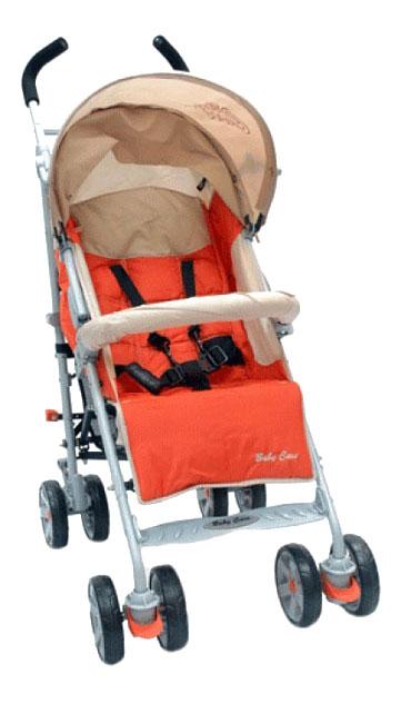 Купить Коляска-трость Baby Care Polo 107 light terakote, Коляски трости