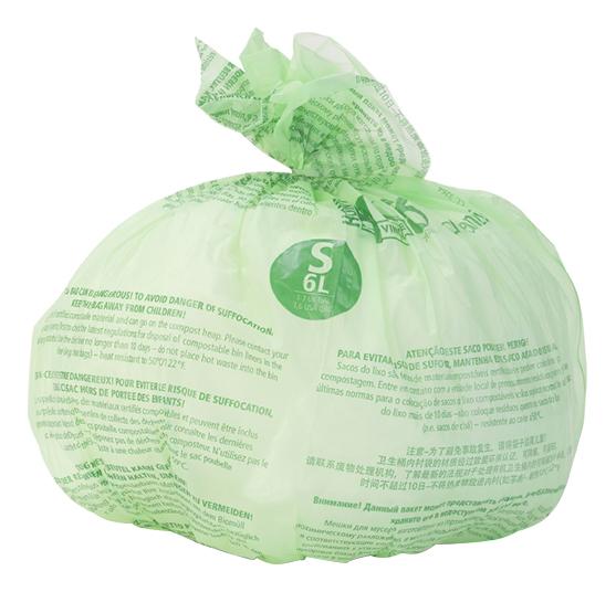 Мешок для мусора  Brabantia пластиковый 10