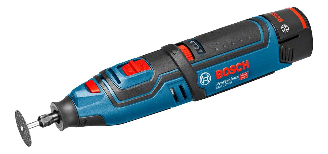 Аккумуляторная прямая шлифовальная машина Bosch GRO 10,8 V-LI 06019C5000 без АКБ и ЗУ