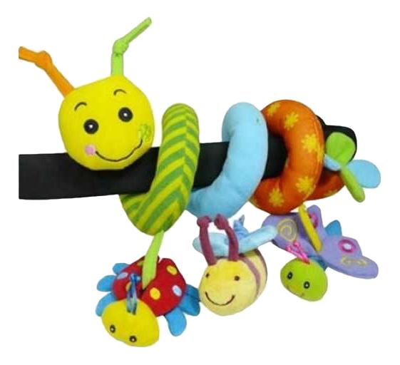 Купить Улитка, Мягкая развивающая игрушка Biba Toys Улитка,