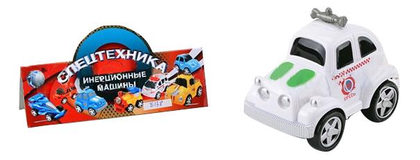 Купить Машинка инерционная Tongde Такси, Игрушечные машинки