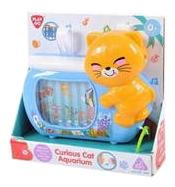 Купить Аквариум с кошкой, Развивающая игрушка Playgo Аквариум с кошкой Play1630, Play&Go, Развивающие игрушки