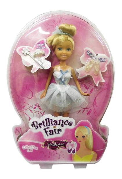 Кукла ABtoys Балерина 26 см