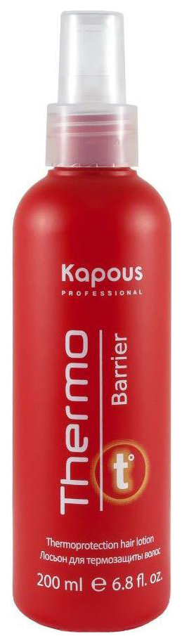 Средство для укладки волос Kapous Thermo Barrier 200 мл фото