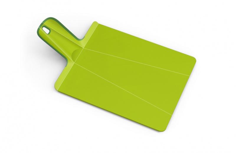 Разделочная доска Joseph Joseph Chop2Pot NSG016SW зеленая