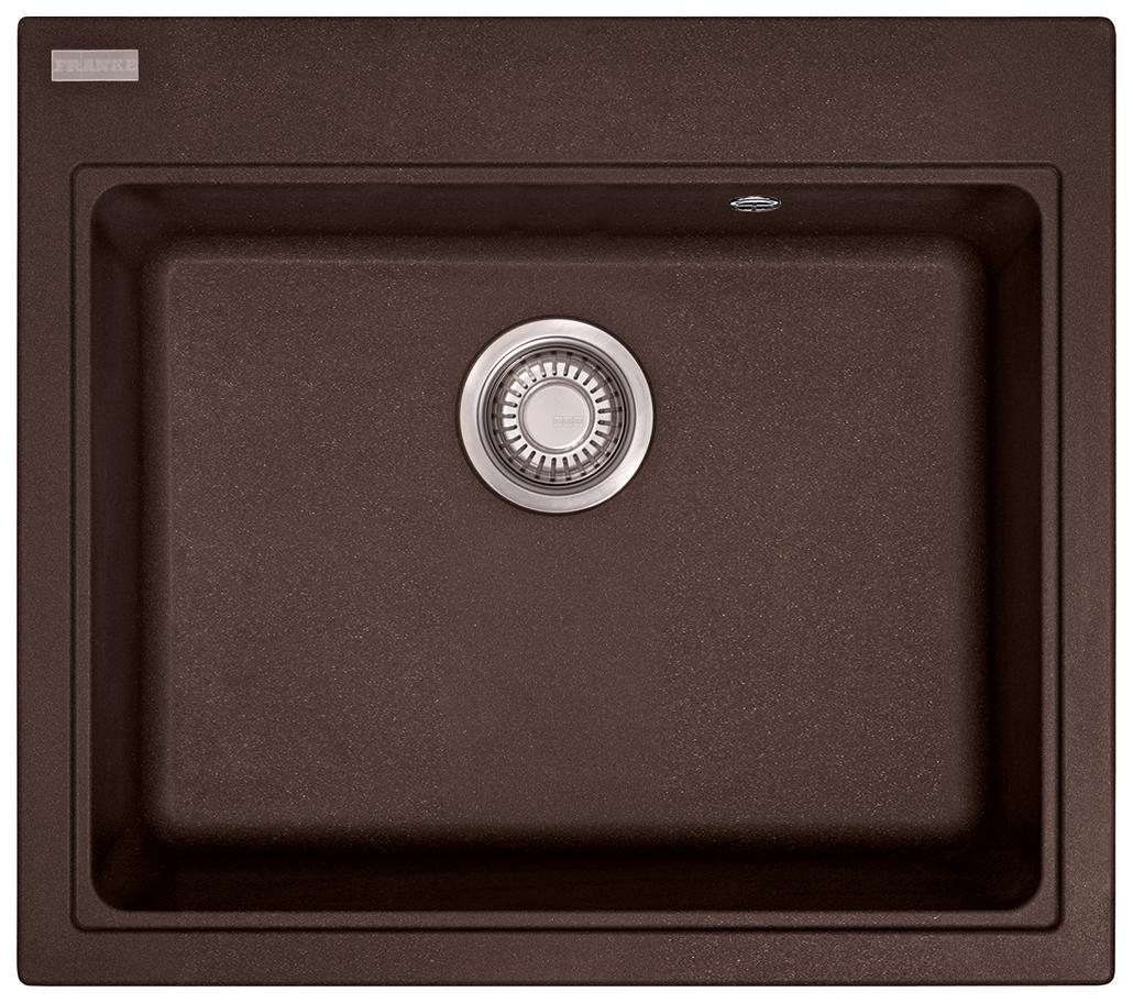 Мойка для кухни гранитная Franke MRG 610-58 1140198952 шоколад