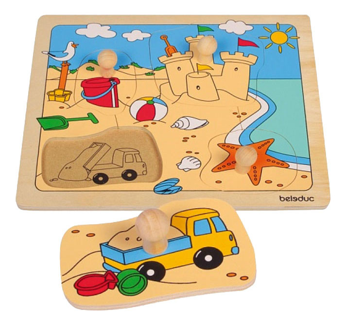 Пазл beleduc Пляж