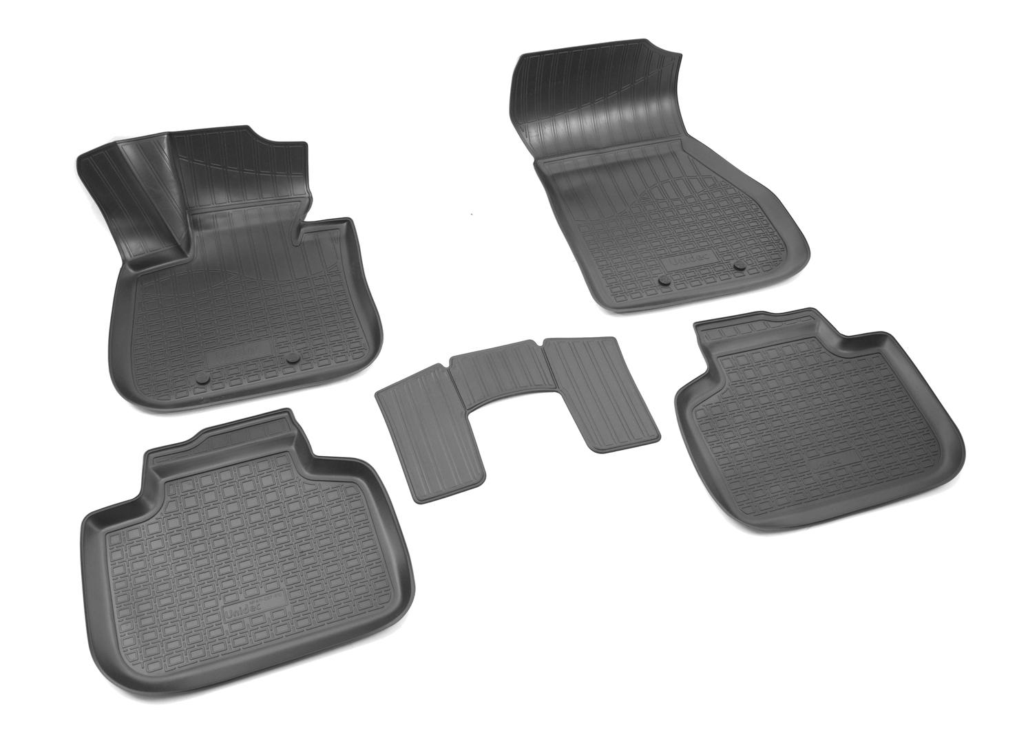 Коврик в салон автомобиля Norplast для BMW (NPA11-C07-510)