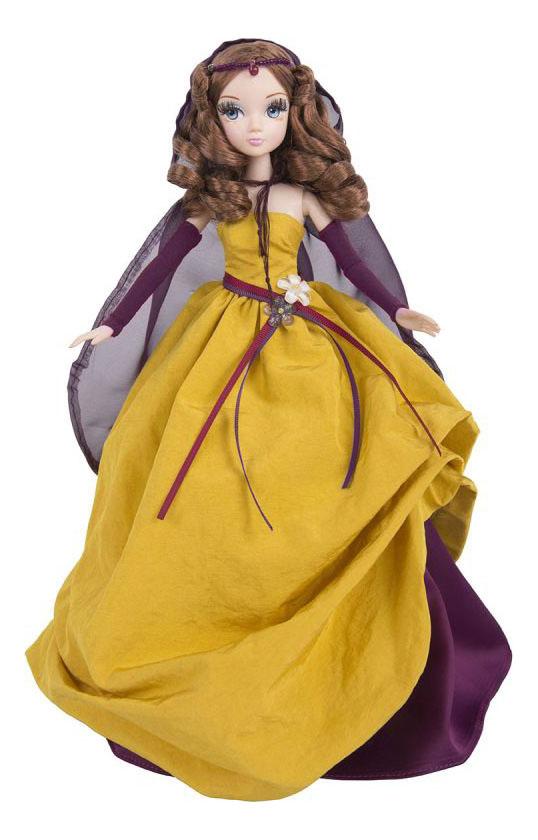 Купить Платье Эльза, Кукла Sonya Rose Платье Эльза 27 см, Gulliver, Классические куклы