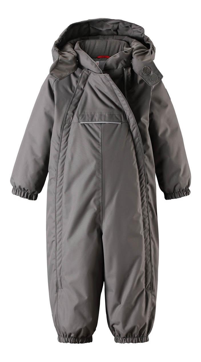 Купить 510269, Комбинезон Reima Reimatec winter overall серый р.74,