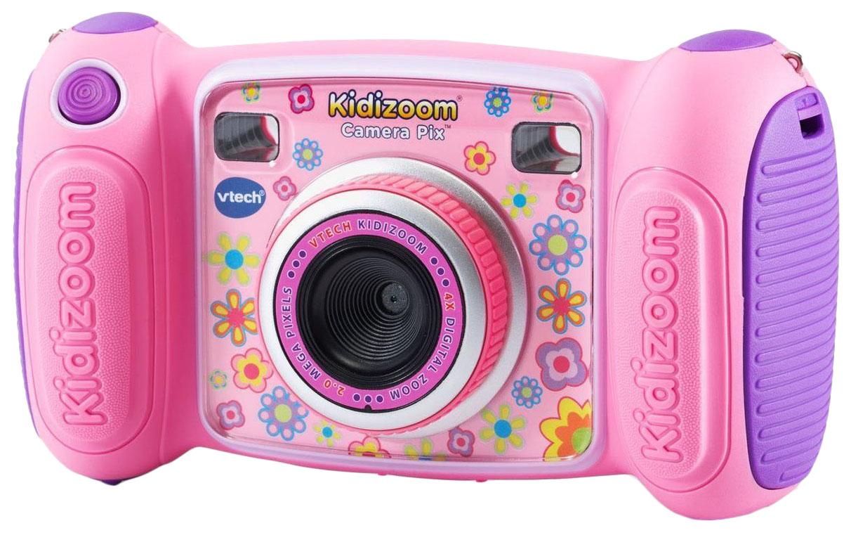 Видеокамера экшн Vtech Kidizoom Pix Розовая фото