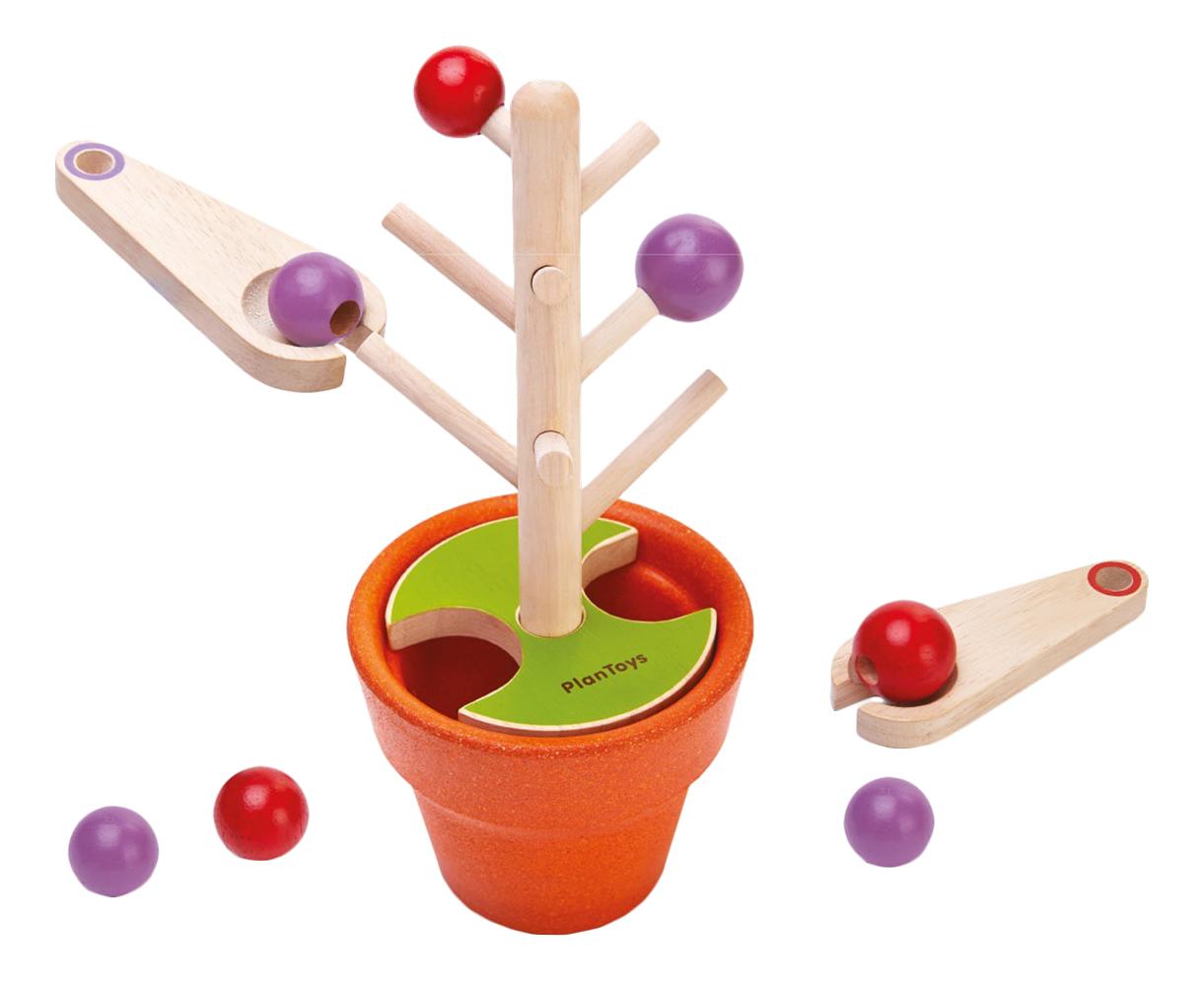 Купить Развивающая игрушка PlanToys Собери ягоды, Развивающие игрушки