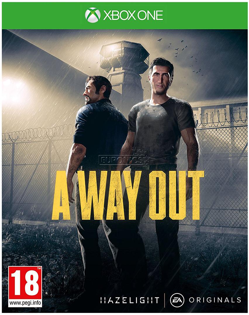 Игра Electronic Arts A Way Out для Xbox One EA
