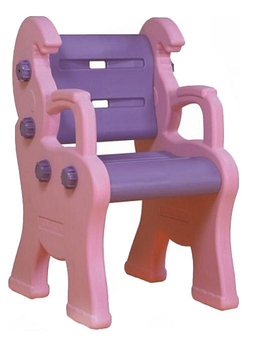 Стул детский King Kids Королевский розовый, KingKids, Детские стульчики  - купить со скидкой