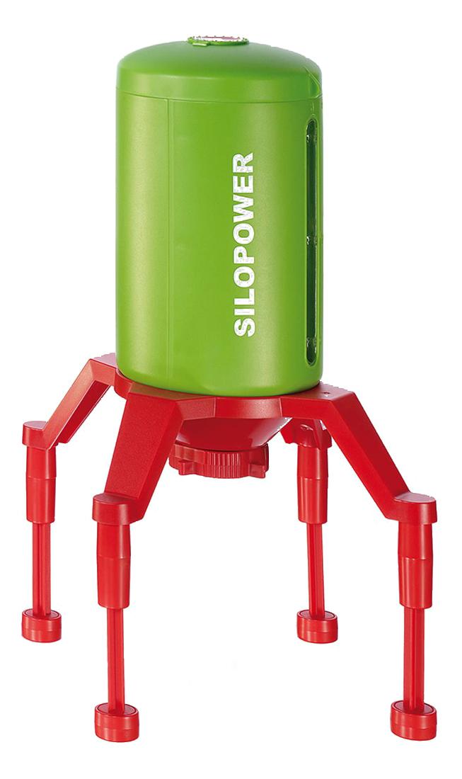 Купить Спецтехника Siku Вертикальный силос, Строительная техника