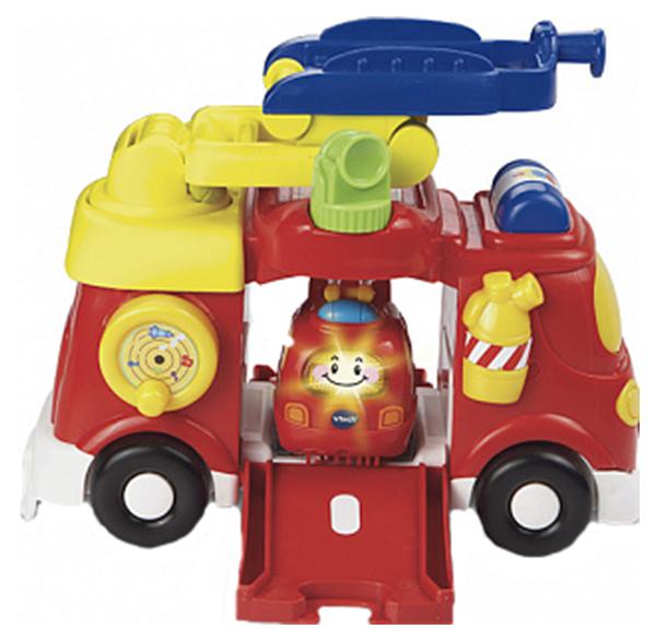 Интерактивная игрушка VTech Пожарная Машинка Бип-Бип большая 80-151326